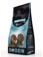 Addiction Junior - Mâncare pentru pui și juniori de câine de talie medie