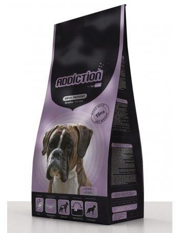 Addiction Senzitiv cu Somon - Mâncare pentru câini cu sensibilitate la alergii