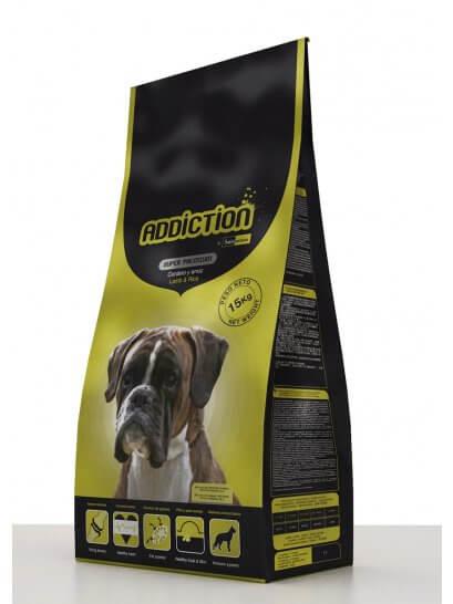 Addiction Miel si Orez - Mâncare pentru câini cu sensibilitate digestiv