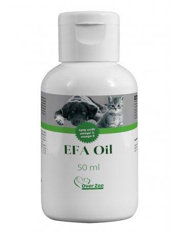 Efa Oil - supliment alimentar bogat în Omega 3 și Omega 6