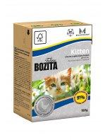 Bozita Feline Kitten - Bucăți de carne în aspic