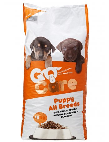 Go Care DOG Junior 15Kg