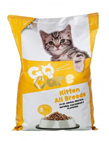 Go Care Kitten 3Kg