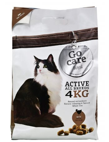 Go Care Royal CAT Activa 4Kg