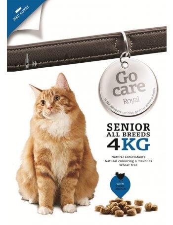 Go Care Royal Senior - Mâncare pentru pisici bătrâne (peste 8 ani)
