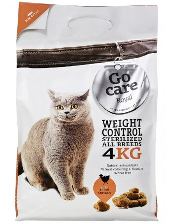 Go Care Royal CAT Sterilizata 4Kg
