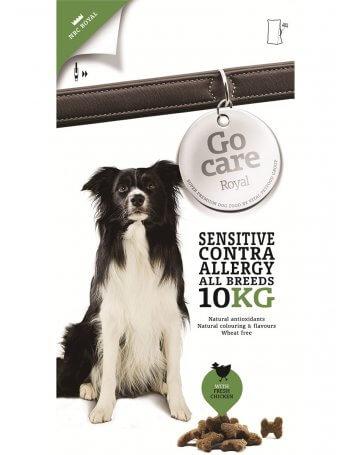 Go Care Royal Contra Alergii - Mâncare hipoalergenică pentru câini sensibili