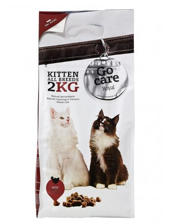 Go Care Royal Kitten 2Kg